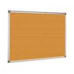 Доска пробковая Bi-Office СА151170 60х90см, коричневая, алюминиевая рама