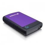 Портативный жесткий диск Transcend 25H3P 1Tb, USB3.0
