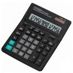 Калькулятор настольный Citizen SDC-664S черный, 16 разрядов