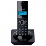 Радиотелефон Panasonic KX-TG1711RUB, черный