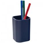 Подставка для ручек Attache 100х67мм, синяя