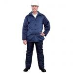 Куртка мужская зимняя Сезонная (р.52-54) 170-176, синяя