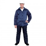 Куртка мужская зимняя Сезонная (р.56-58) 170-176, синяя