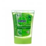 Жидкое мыло наливное Dettol 250мл, зеленый чай/имбирь