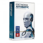 Антивирус Eset Nod 32 Bonus 3 ПК/1 год