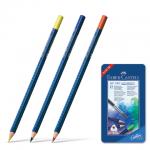 Набор акварельных карандашей Faber-Castell Art Grip 12 цветов