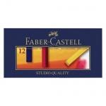Пастель художественная Faber-Castell Creative studio 12 цветов, мягкая