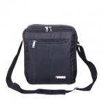 """Сумка для ноутбука Brauberg UltraCompact 12"""", черная"""