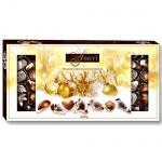 Конфеты Ameri ракушки молочный шоколад с пралине, 500г
