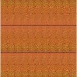 Бумага упаковочная Grandgift 70х200см, желтая, голографическая