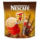 Кофе порционный Nescafe Мягкий 3в1 50шт х 16г, растворимый, пакет