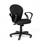 Кресло офисное Chairman 684 ткань, JP, крестовина пластик, NEW, черное