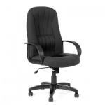 Кресло руководителя Chairman 685 ткань, крестовина пластик, черное