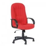 Кресло руководителя Chairman 685 ткань, крестовина пластик, красное