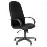 Кресло руководителя Chairman 279 ткань, черная, JP, крестовина пластик