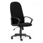 Кресло руководителя Chairman 289NEW ткань, черная, крестовина пластик