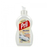Средство для мытья посуды Pril 450мл, ромашка, бальзам