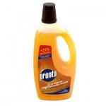 Средство для мытья пола Pronto 0.75л, для деревянных поверхностей, жидкость