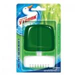 Освежитель для унитаза Туалетный Утенок лесная свежесть, 55мл