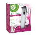 Диспенсер автоматический для освежителя воздуха Air Wick Freshmatic, 250мл, нежность шелка и лилии