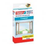 Москитная сетка Tesa Insect Stop Standard белая, 1.3 х 1.5м, для окон