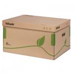 Архивный короб Esselte Eco коричневый, 439х242х345 мм, 623918