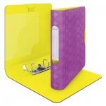 Папка-регистратор А4 Leitz Retro Chic, 50 мм, фиолетовая