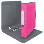 Папка-регистратор А4 Leitz Retro Chic, 50 мм, розовая