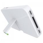 Защитная панель для Apple iPhone 4/4S Leitz Complete, пластиковый, белый