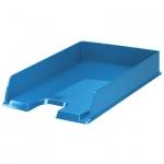 Лоток горизонтальный для бумаг Esselte Vivida Europost А4, синий