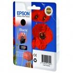 Картридж струйный Epson C13 T17014 A10, черный