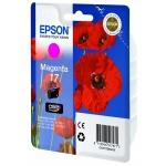 Картридж струйный Epson C13 T17034 A10, пурпурный