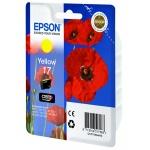 Картридж струйный Epson C13 T17044 A10, желтый