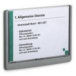 �������� ��������� Durable Click Sign 210�150��, ������, 486637
