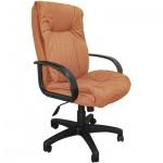 Кресло руководителя Бюрократ CH-838AXSN, крестовина пластик, мокко