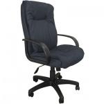 Кресло руководителя Бюрократ CH-838AXSN, крестовина пластик, темно-серое