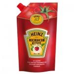 Кетчуп Heinz, 350г, пакет, Мексиканский