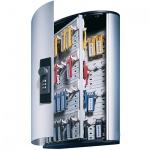 Шкафчик для ключей Durable на 72 ключа, кодовый замок, 6 брелоков, 208мм, 1967-23