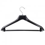 Плечики для одежды С-041, черные, 46-48р