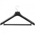 Плечики для одежды С-024 48-50 р, 45 см, черные