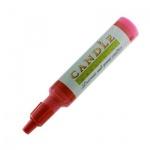 Воск для свечей Marvy М111, 0.5-3мм, жидкий, красный