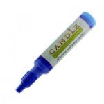Воск для свечей Marvy М111 синий, 0.5-3мм, жидкий