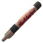 Маркер-тюбик для ткани и бумаги Marvy М322, 1мм, объемный эффект, черный