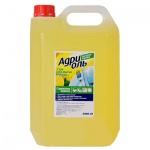 Средство для мытья посуды Адриоль 5л, лимон, гель