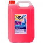 Чистящее средство Адрилан от ржавчины 5л, с цветочным ароматом, гель