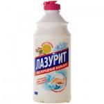 Средство для мытья посуды Аист Лазурит 500мл, лимон/ барбарис, бальзам