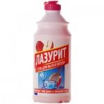 Средство для мытья посуды Аист Лазурит 500мл, яблоко