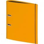 Папка-регистратор А4 Brunnen, 80 мм, желтый