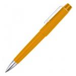 Ручка шариковая Brunnen 29109, 0.7мм, синий, желтый