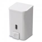 Диспенсер для мыла наливной Prima Nova SD01, белый, 0.5л